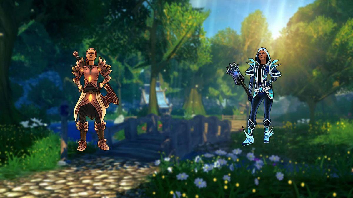 Villagers and Heroes — впервые в истории игра получит новый класс