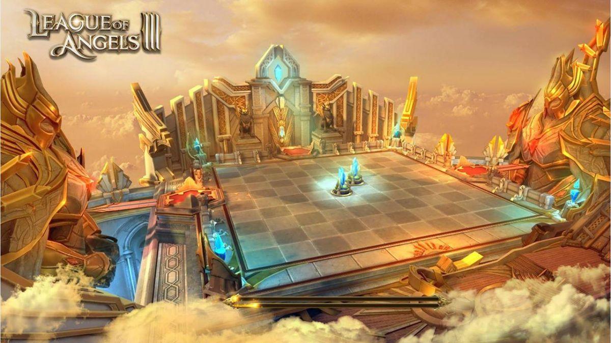 Лига Ангелов 3 — В игре появится режим, вдохновленный модом Dota Auto Chess