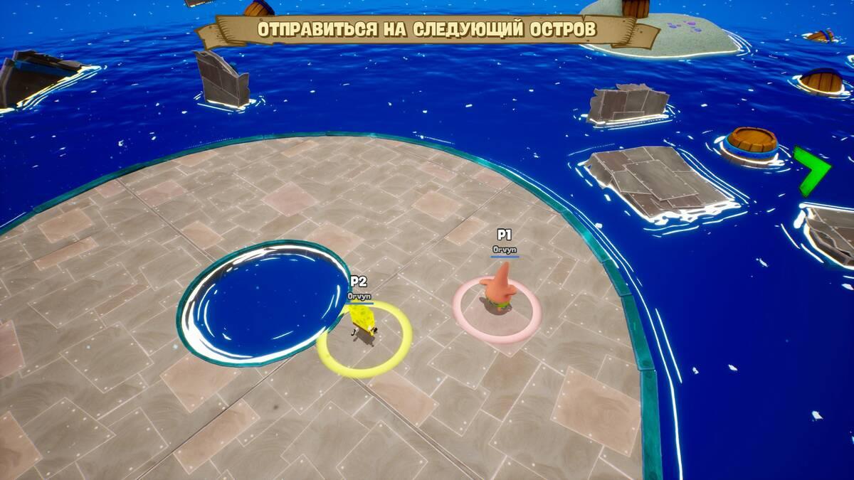 Обзор SpongeBob SquarePants: Battle for Bikini Bottom Rehydrated