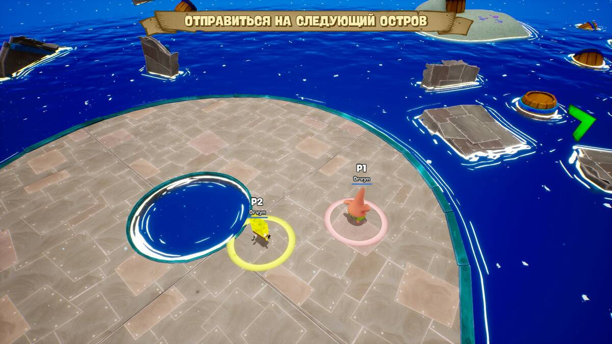 Обзор SpongeBob SquarePants: Battle for Bikini Bottom — Rehydrated