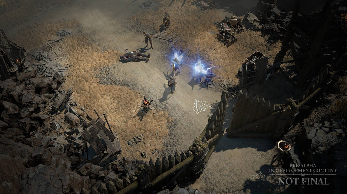 Процесс разработки, сюжет, открытый мир и мультиплеер Новые подробности Diablo IV