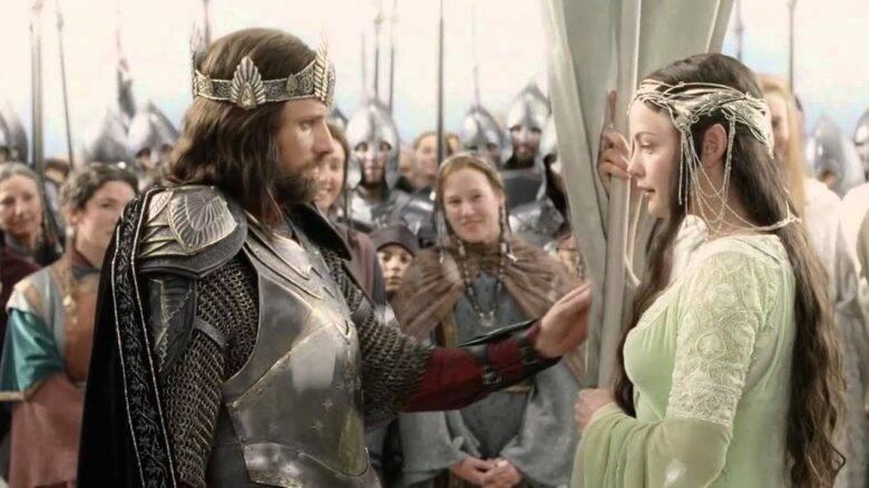 Арагорн и Арвен наконец поженятся в MMORPG The Lord Of the Rings Online
