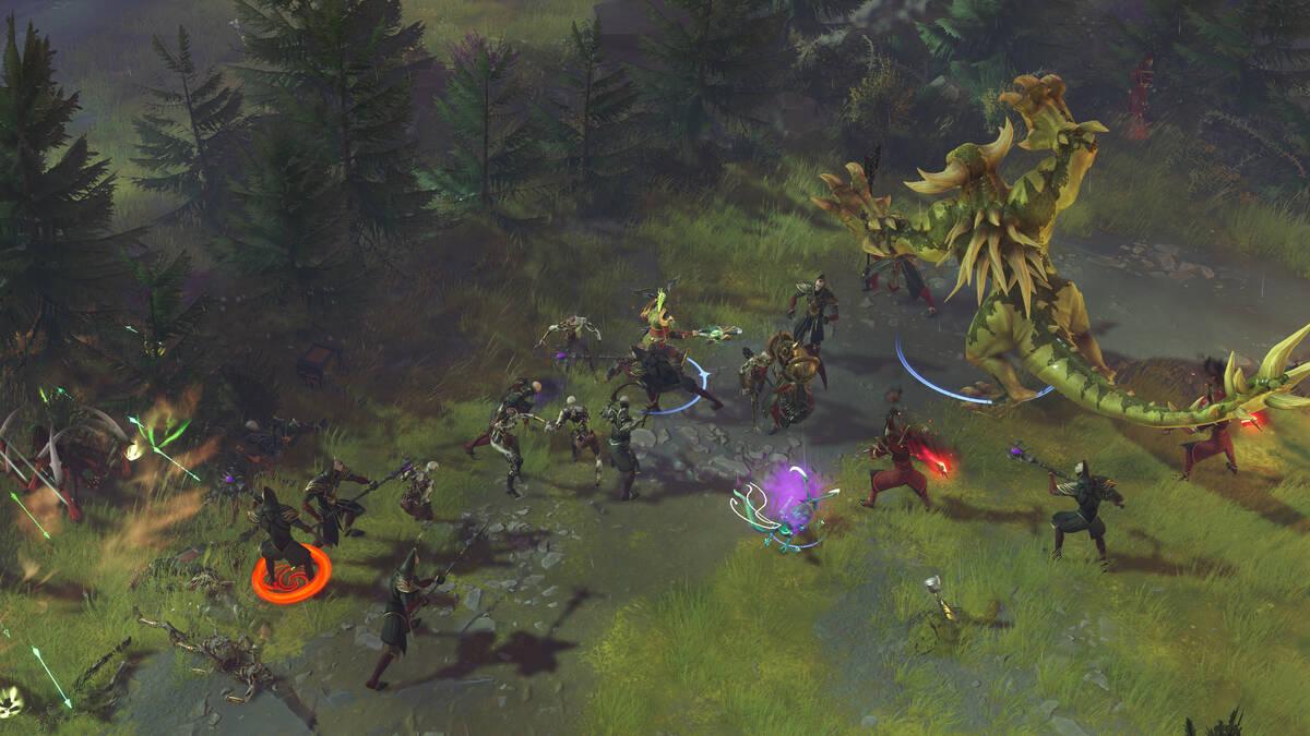 Cryptic Studios рассказала о системе монетизации в Magic: Legends
