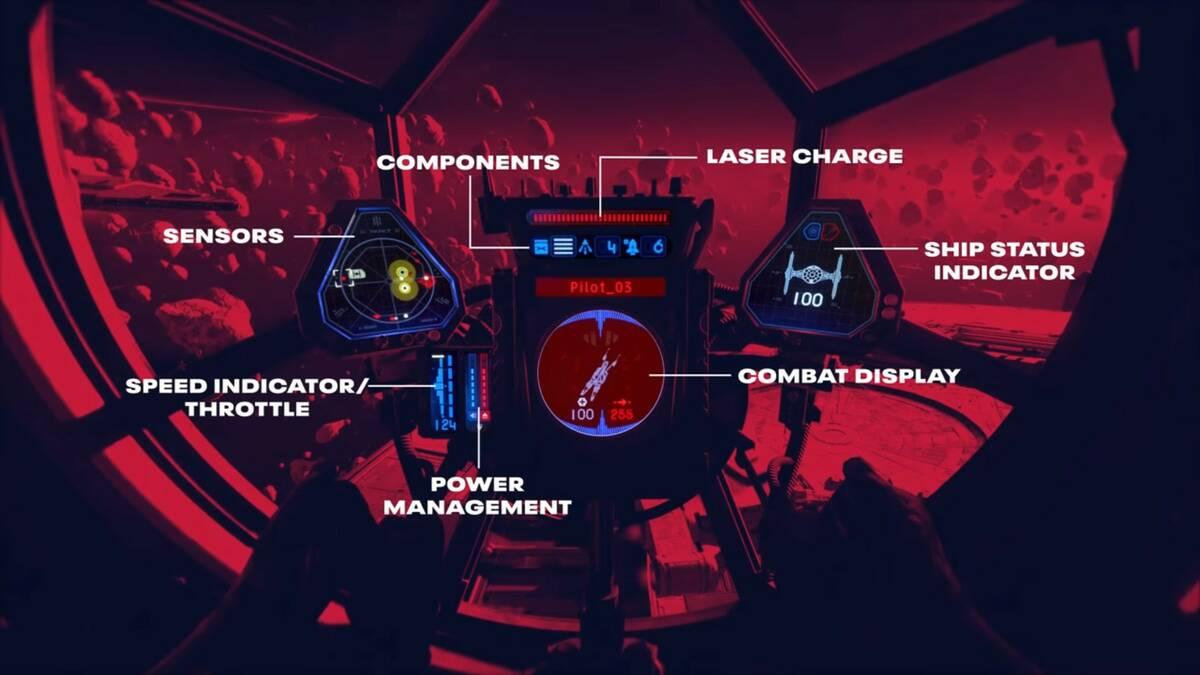 Любители каноничности смогут отключить кастомизацию в Star Wars: Squadrons