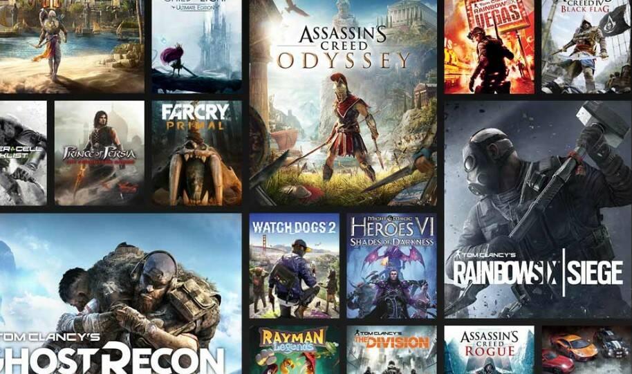 Все игры от Ubisoft доступны бесплатно в течение ограниченного времени