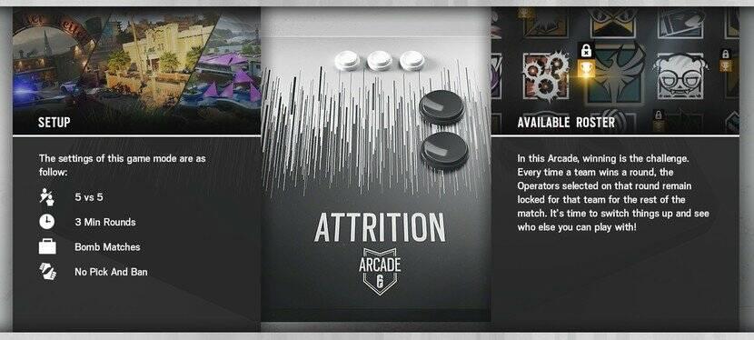 Шутер Rainbow Six: Siege получил временный режим со сменой оперативника после победы в раунде
