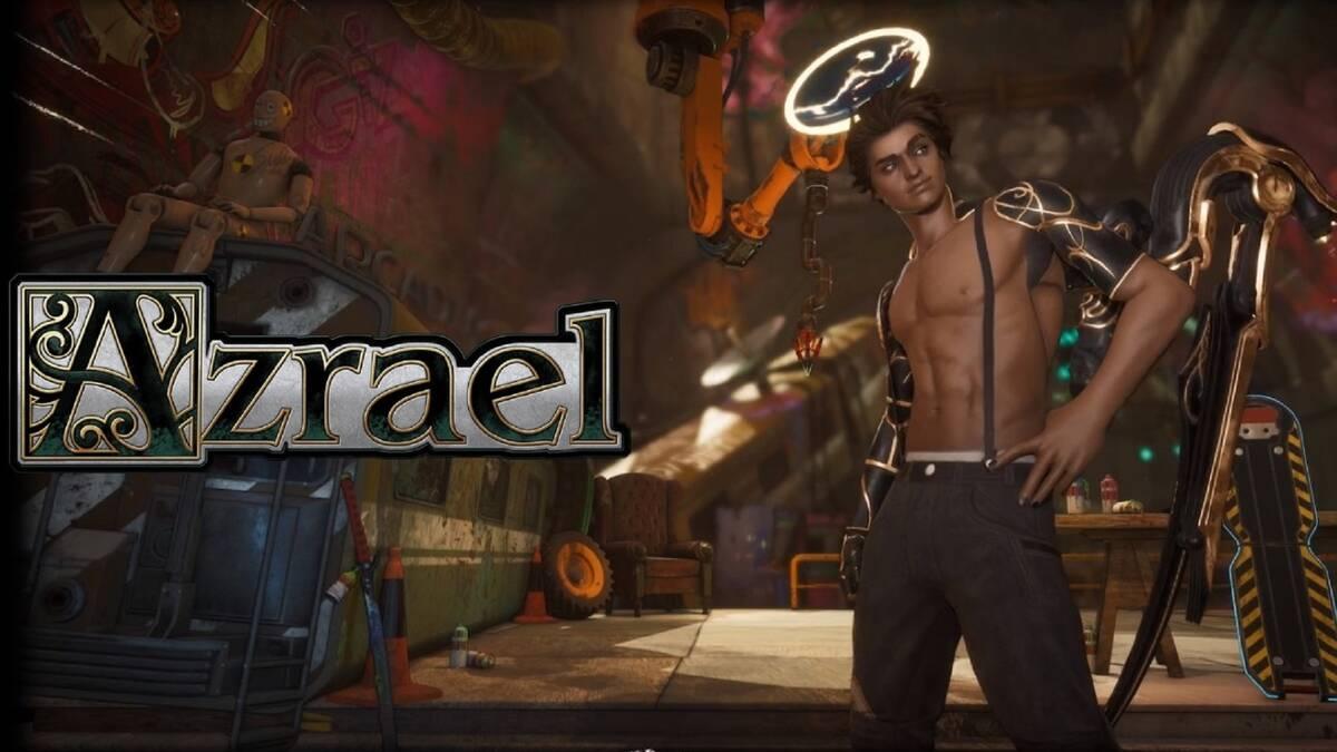 Азраэль станет первым добавленным героем в Bleeding Edge после релиза