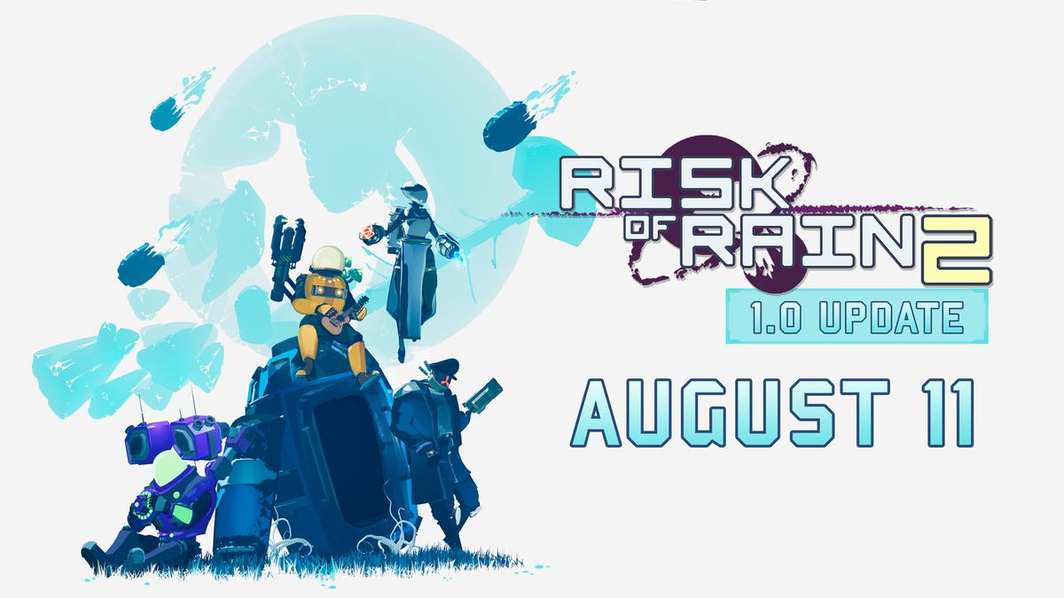 Risk of Rain 2 покинет ранний доступ в августе