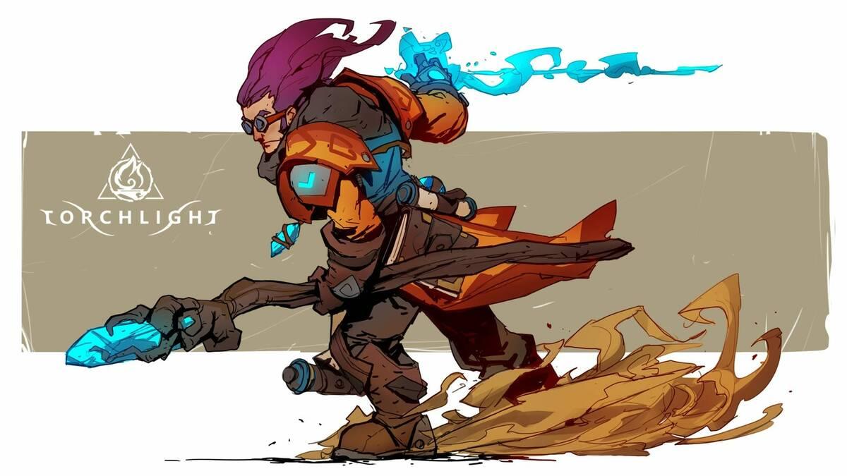 Интервью с разработчиками мобильной Action RPG Torchlight: Infinite