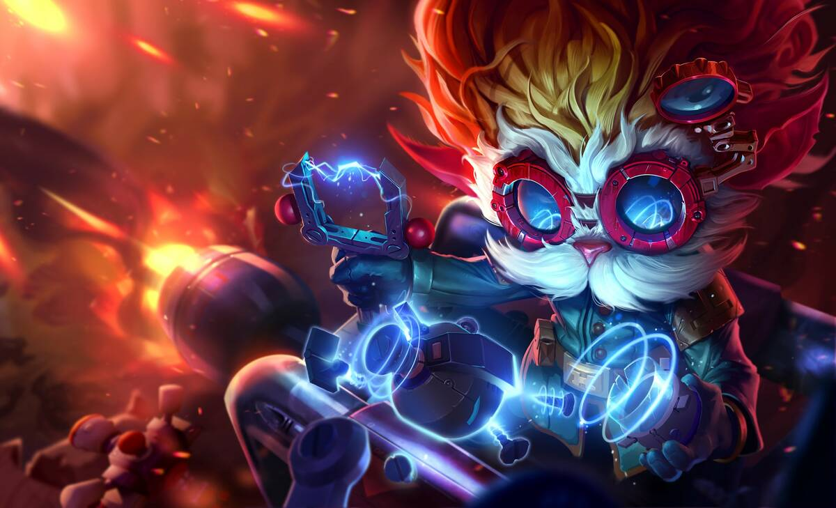 Начинается тестирование DX11-версии League of Legends