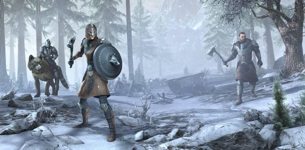 Консольная версия The Elder Scrolls Online получит официальную локализацию на русский язык