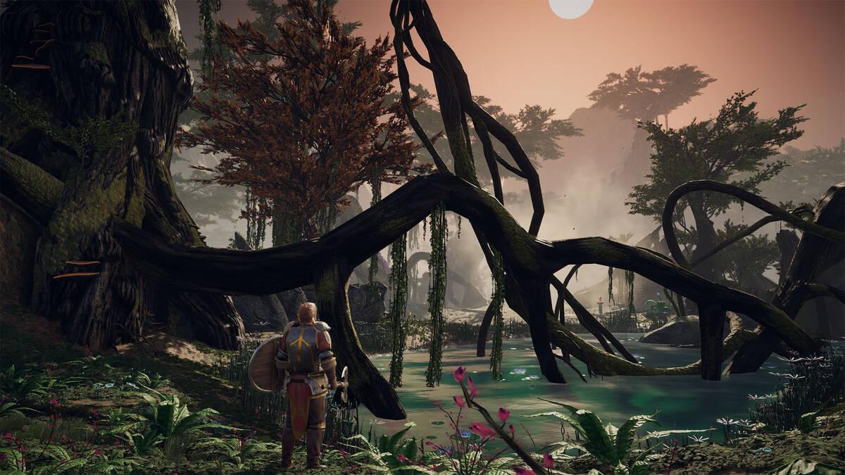 Pantheon: Rise of the Fallen В преддверие Pre-Alpha 5 пройдет стресс-тест с новой боевой системой