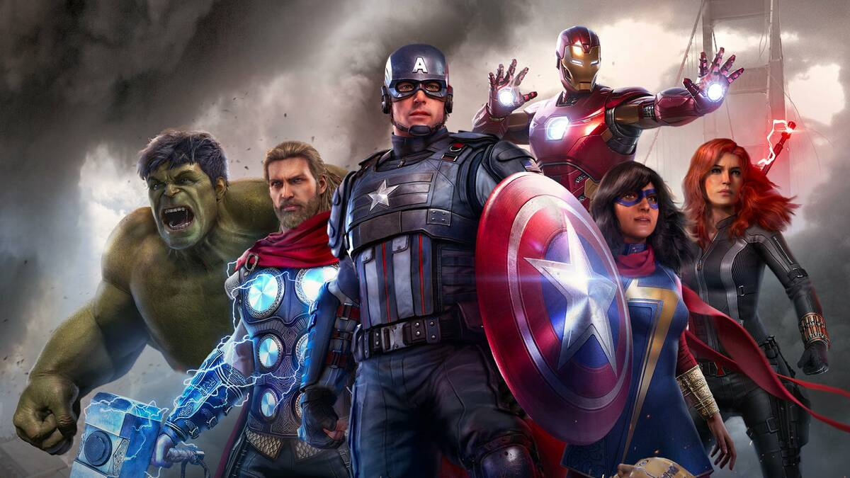 Опубликованы системные требования Marvel's Avengers