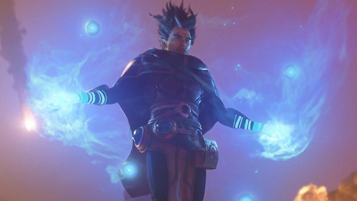 Новая информация об Action RPG Magic: Legends