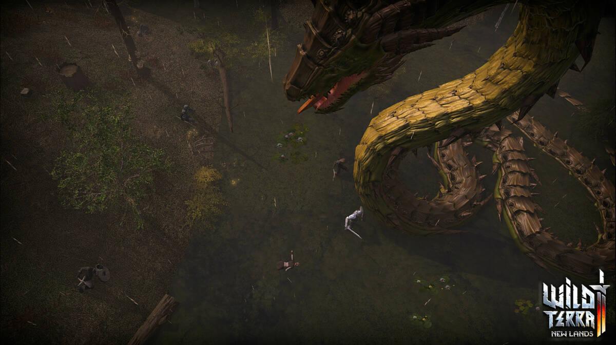 Разработчики Wild Terra 2 ответили на вопросы о релизе, тестировании, вайпах и наборах