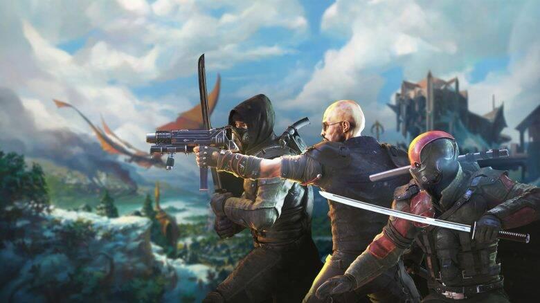 Создатели RuneScape совместно с авторами серии Shadow Warrior выпустят многопользовательский шутер в 2021 году