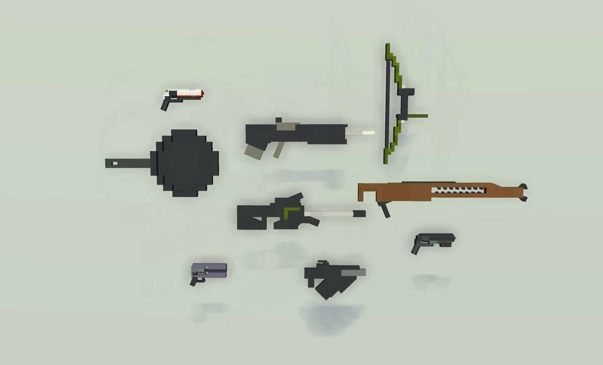 Игроки Minecraft создают кирпичную версию Destiny 2