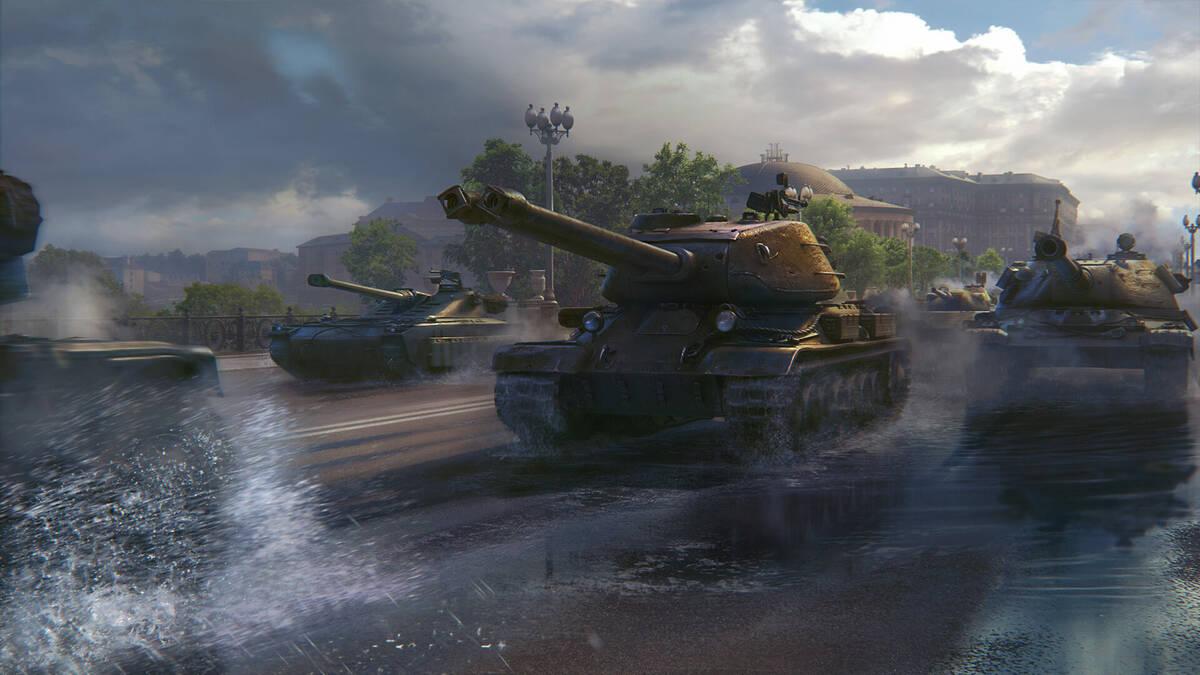 Впечатляющая статистика World of Tanks за 10 лет