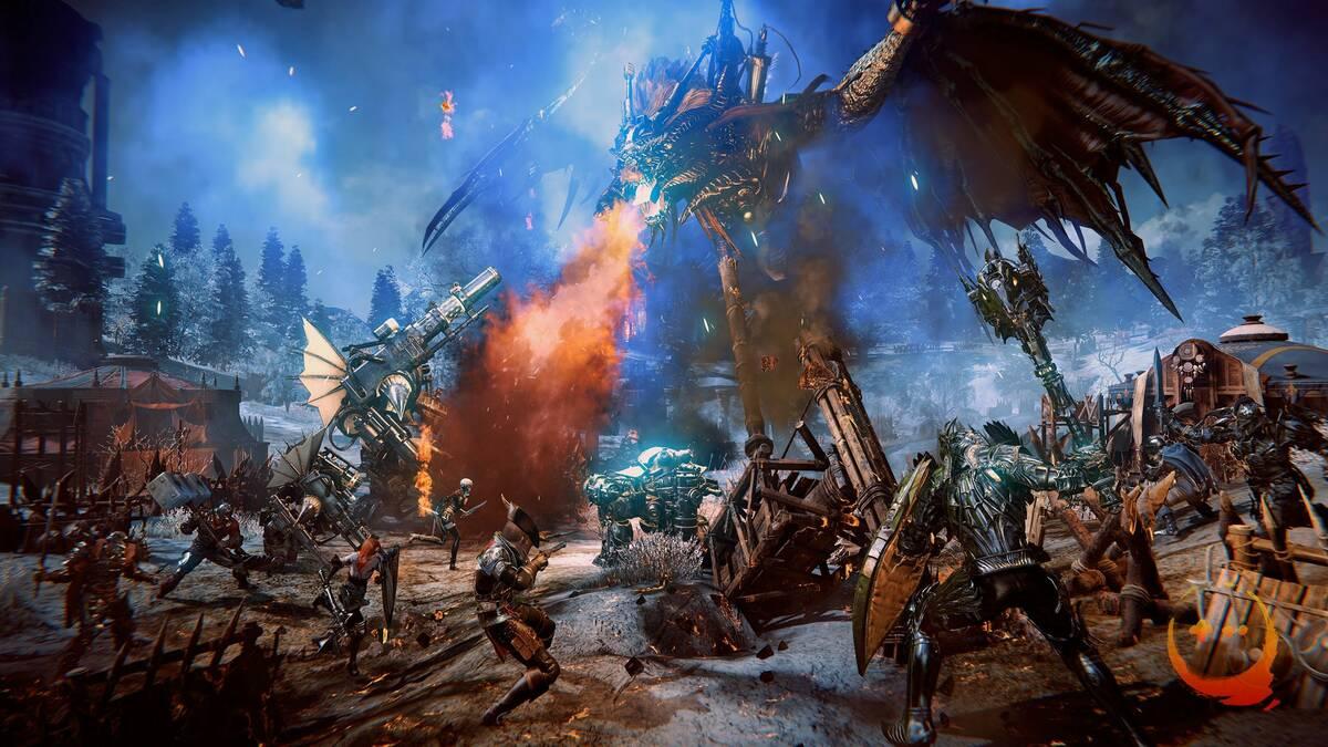 СМИ: релиз MMORPG Elyon на корейском рынке состоится в ноябре