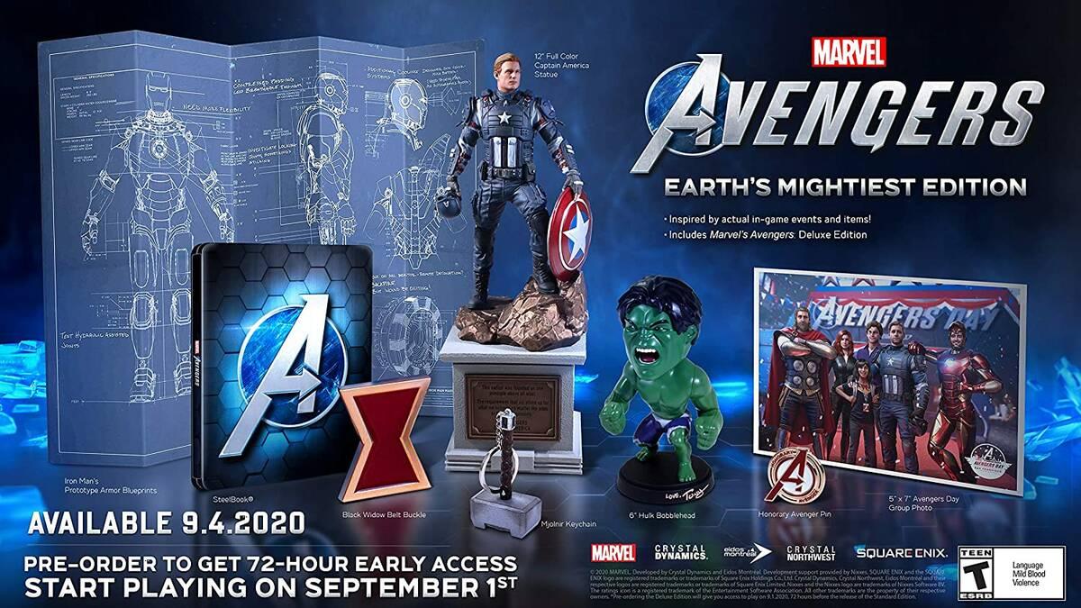 Все, что нужно знать о Marvel's Avengers перед релизом