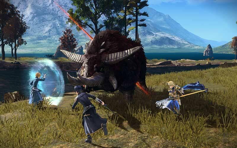 Спустя почти два месяца в Sword Art Online: Alicization Lycoris исправили баг с вылетом в русской версии