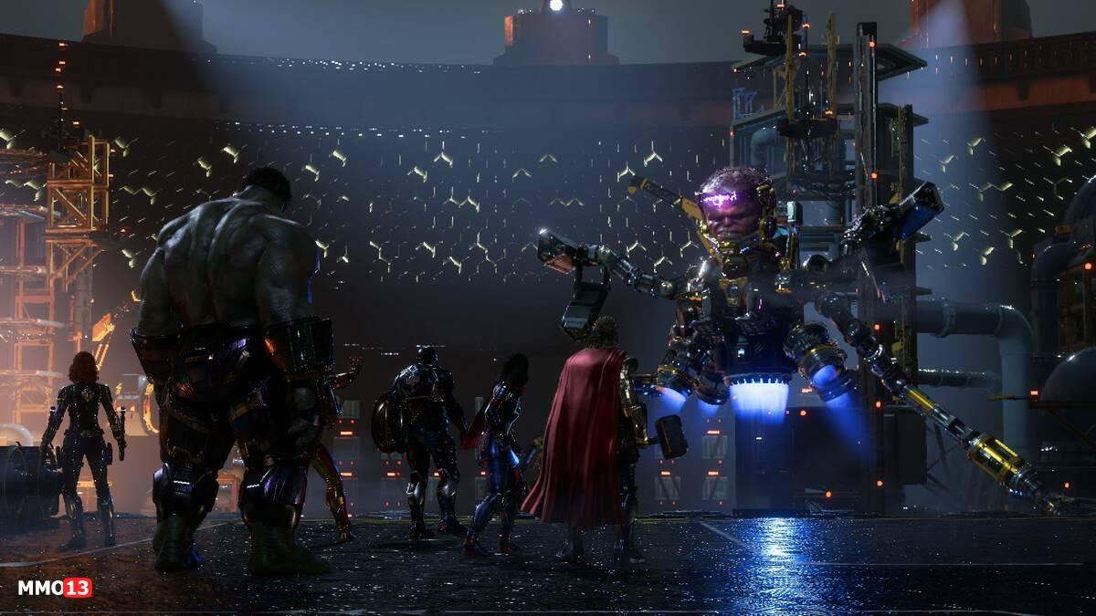 Обзор Marvel's Avengers Мы ведь Мстители, не Предотвратители