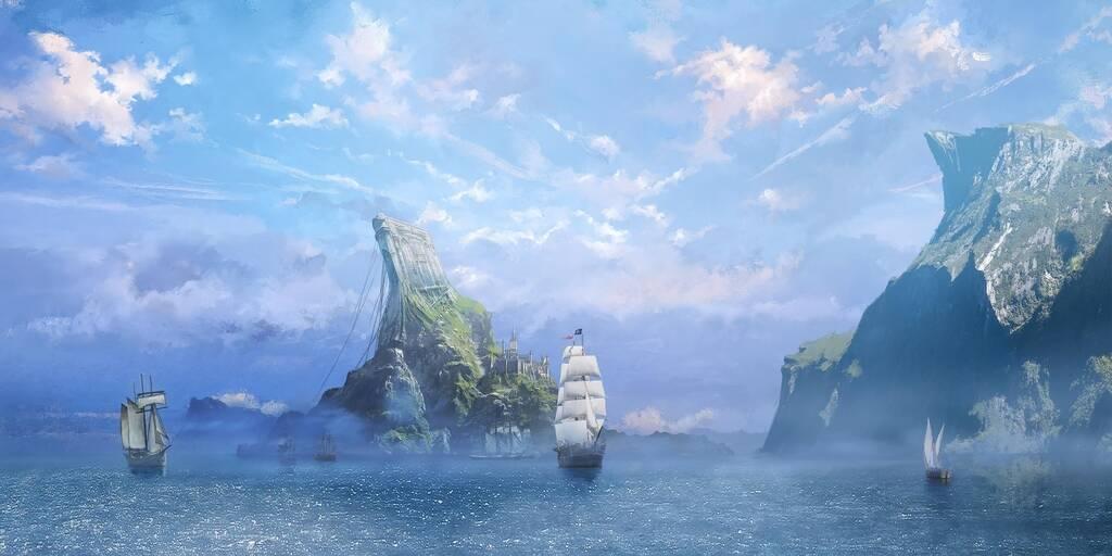 Анонсирована MMORPG ArcheAge 2 для PC на движке Unreal Engine 5