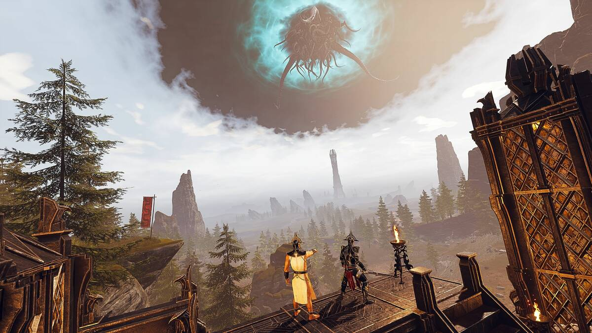 Главные особенности DLC Isle of Siptah для Conan Exiles и планы разработчиков