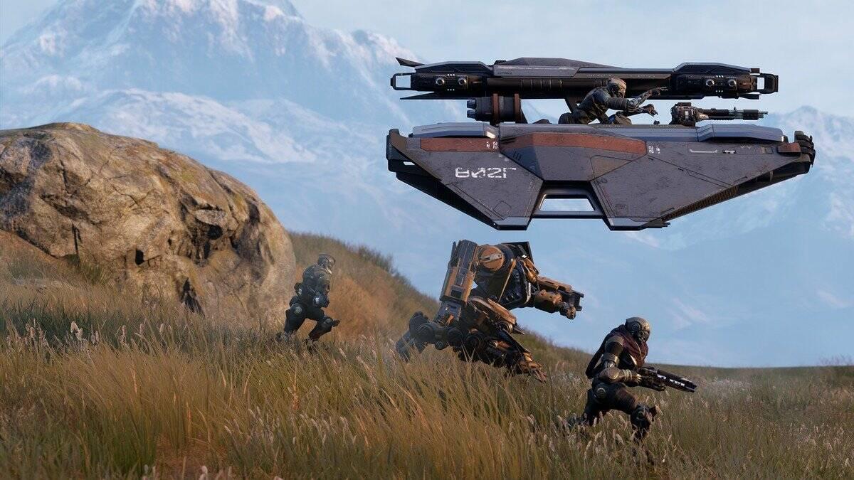 Мультиплеер Disintegration будет удален из игры в ноябре