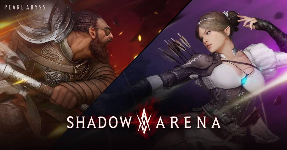 Командный режим Deathmatch стал доступен в Shadow Arena