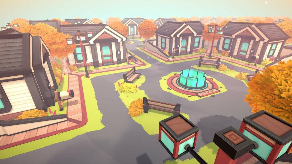 Обновление Temtem добавило дома для игроков и две новые зоны