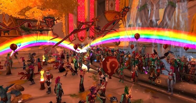 В World of Warcraft появится больше контента на тему ЛГБТ
