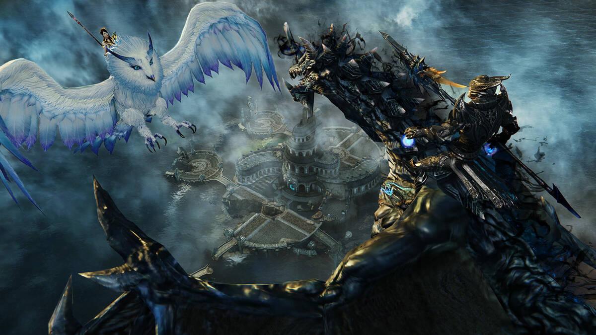 В 2021 году выйдет новая MMORPG во вселенной Icarus