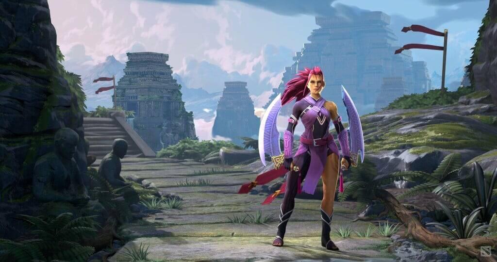 DOTA 2: новые герои, осколки Dota Plus для всех игроков, изменения рейтинга и другое