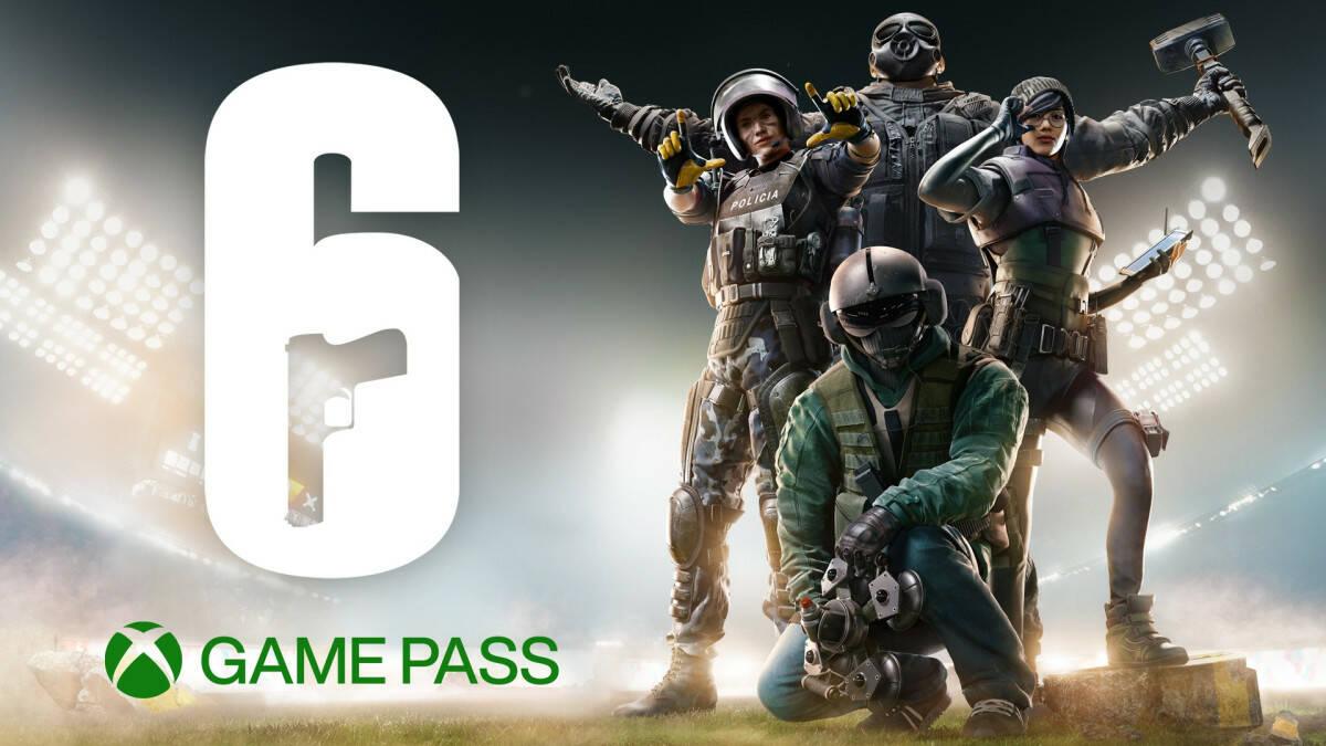 Rainbow Six Siege появится в Game Pass для консолей и Android на этой неделе