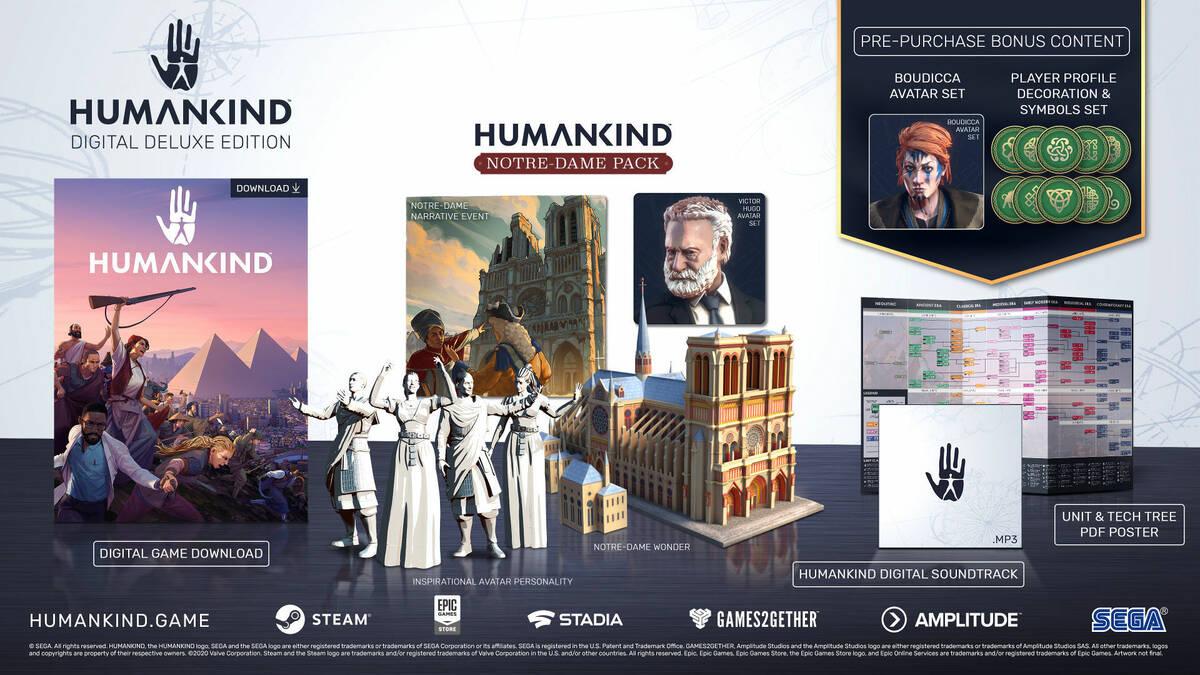4X-стратегия Humankind выйдет в апреле 2021 года. Предзаказ уже доступен