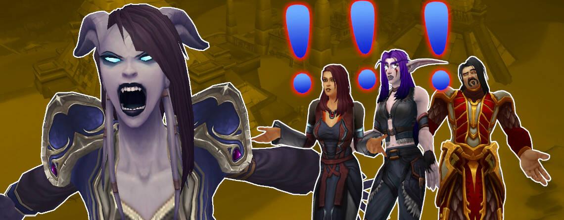 5 величайших клише MMORPG всех времен