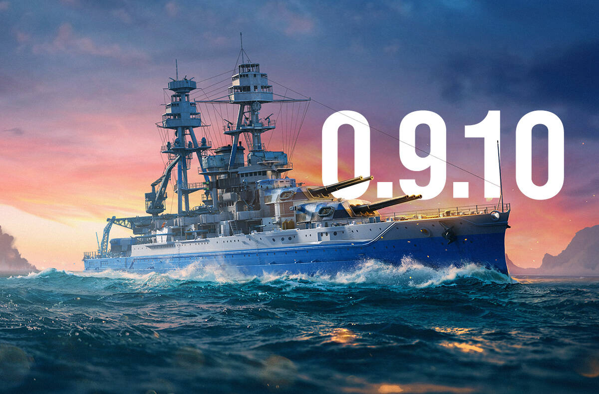 World of Warships получила новый временный режим