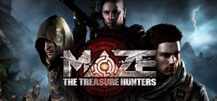 Maze: The Treasure Hunters