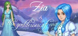 Zia and the goddesses of magic