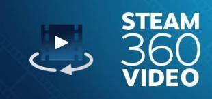Steam 360 Video Player