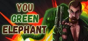 You Green Elephant