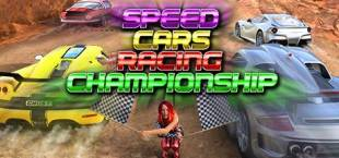 Speed cars racing championship