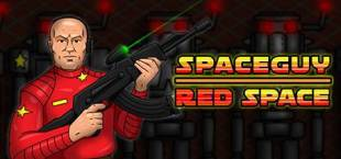 Spaceguy: Red Space