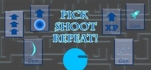 Pick, shoot, repeat!