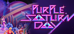 Purple Saturn Day