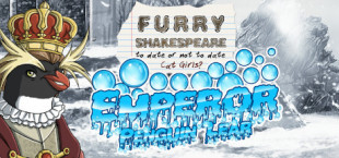 Furry Shakespeare: Emperor Penguin Lear