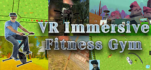 VR Immersive Fitness Gym (Cycling, Marathon, Football, Yoga etc)