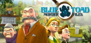 Blue Toad Murder Files™: The Mysteries of Little Riddle