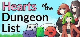 Hearts of the Dungeon List